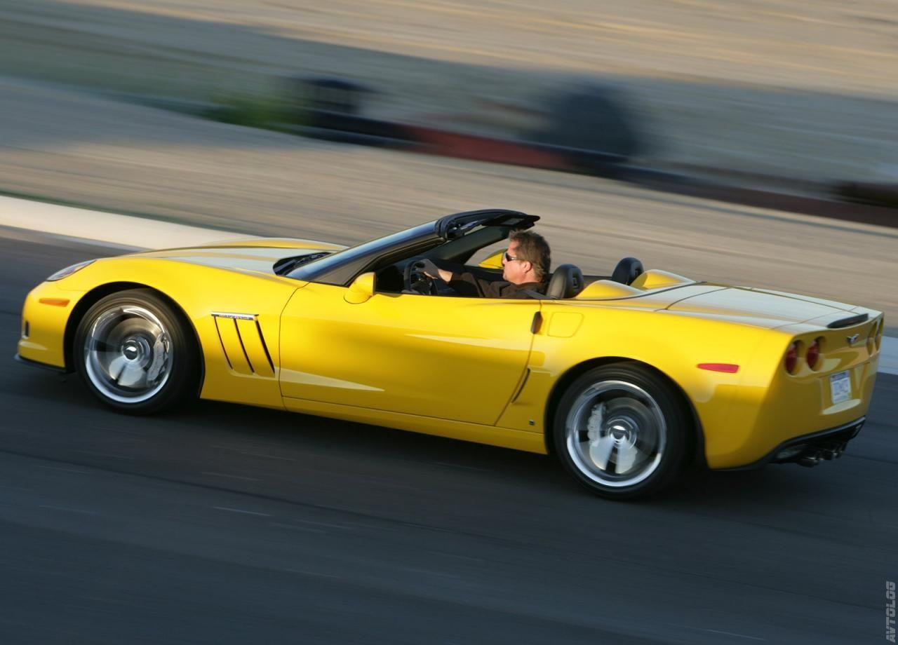 Foto 2010 Chevrolet Corvette Grand Sport Corvette Grand Sport Chevrolet Corvette 2010 Corvette