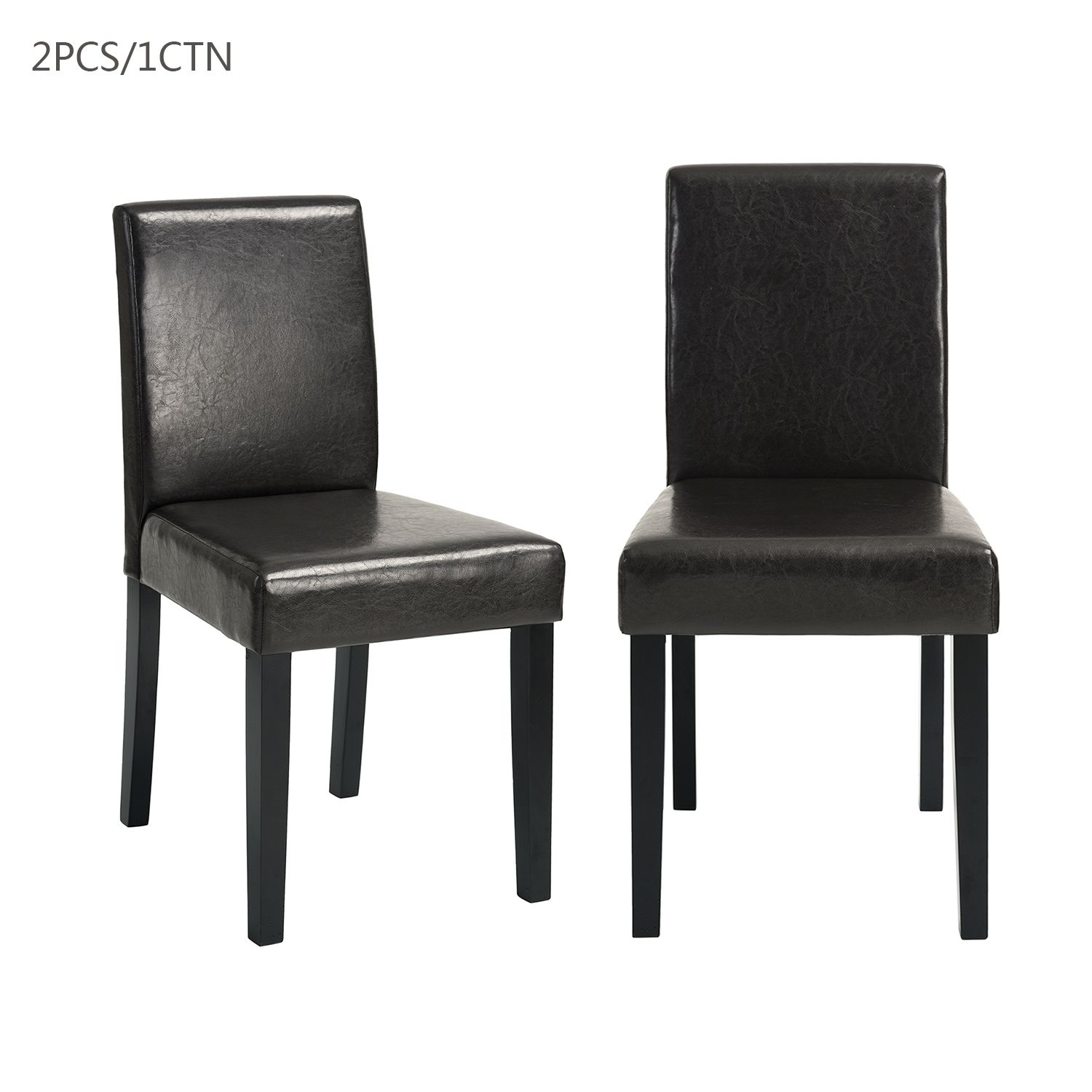 36++ Faux leather parsons dining chair set of 2 gray Best