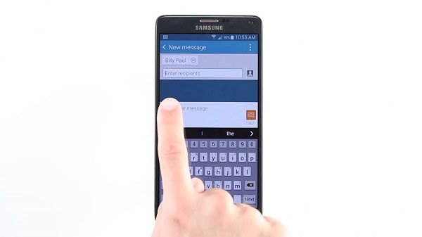 Troubleshooting Samsung Galaxy Note 4 Text Message Does Not