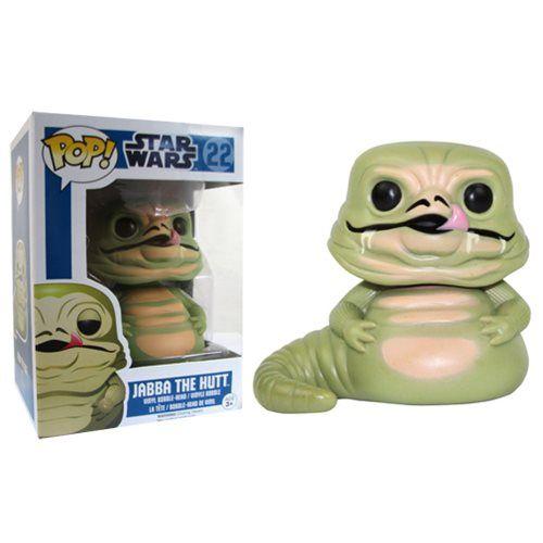 Pop Jabba the Hutt Pop Vinyl--Star Wars Vinyl