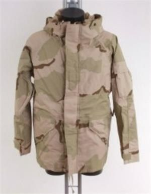 Parka, Cold Weather, Desert Camouflage | Official U S A  Military