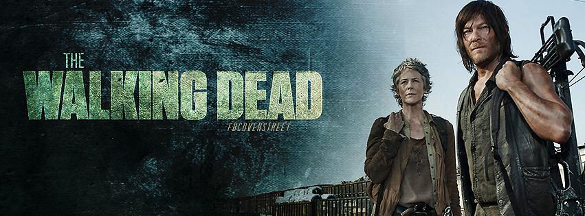 The Walking Dead Season 5 Carol And Daryl Wallpaper Facebook
