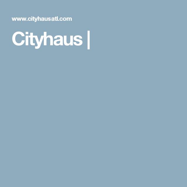 Cityhaus |