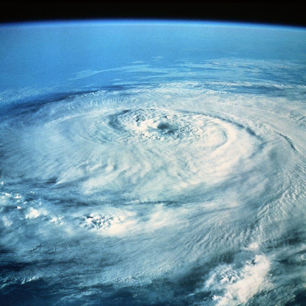 Hurricane Elena In The Gulf Of Mexico Hurricane Facts Storm Caribbean Hurricane