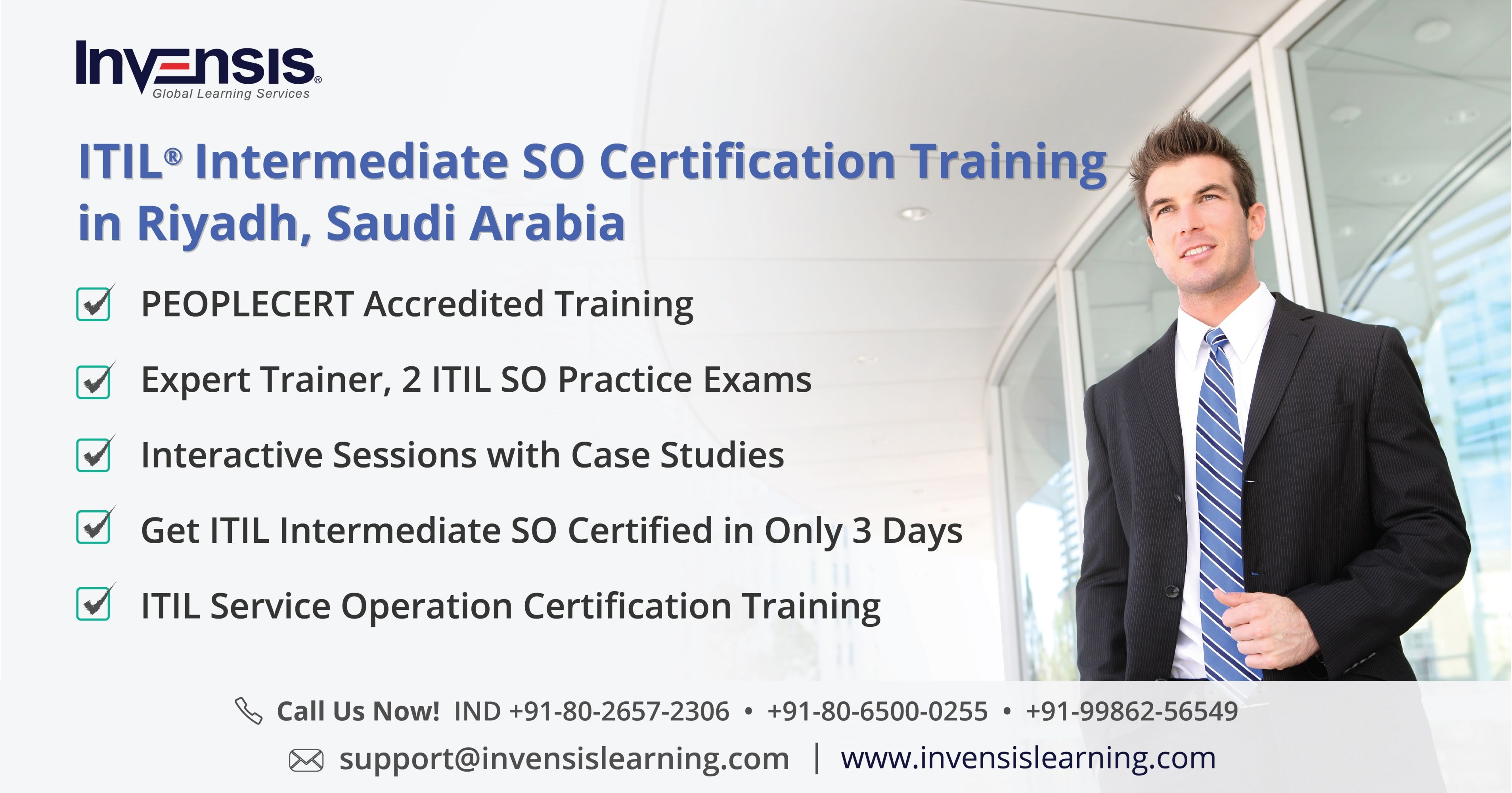 Itil intermediate service operation certification training in itil intermediate service operation certification training in riyadh saudiarabia on may 28 30 2015 visit goo3zquih to enroll or call 1betcityfo Images