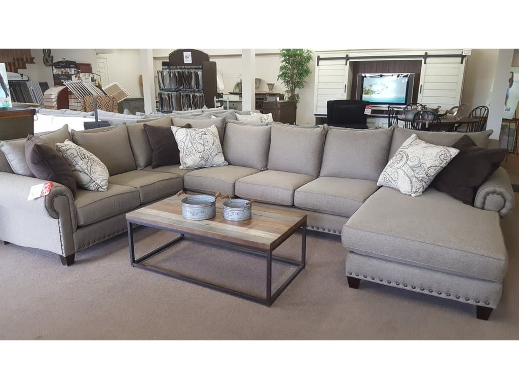 Robert Michael Living Room Chaise Sectional Vail Sectional Living Room  Sectional, Living Room Furniture,