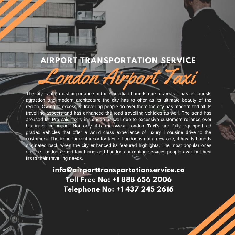 London Airport Taxi (With images) Transportation