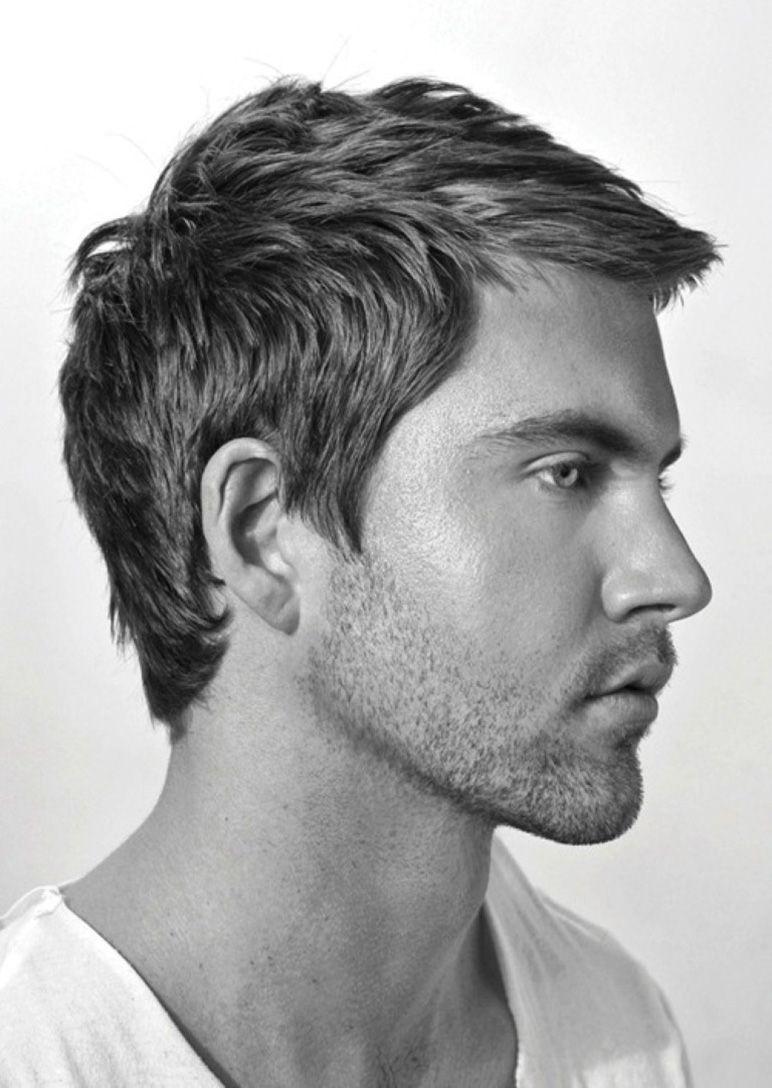 Mens short hairstyles mens hair pinterest haircuts for men