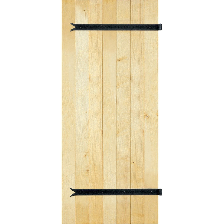 Volet Battant Sapin 2 Vantaux Tableau H 95 X L 100 Cm Taiga Volet Battant Bois Volet Battant Et Volet Roulant
