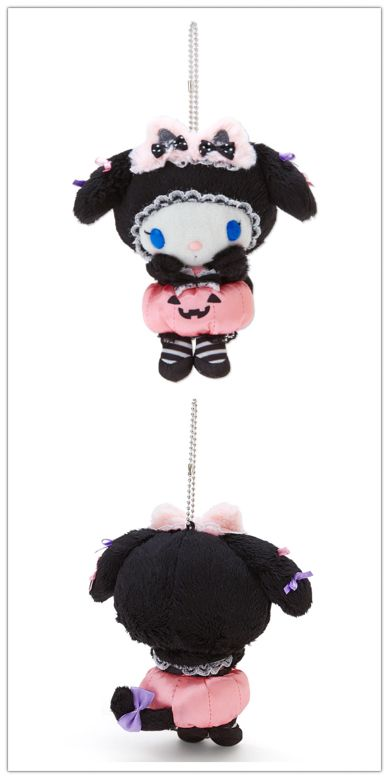 My Melody Mini Plush (2016 Halloween)   If you wanna buy, contact: info@route19-store.com
