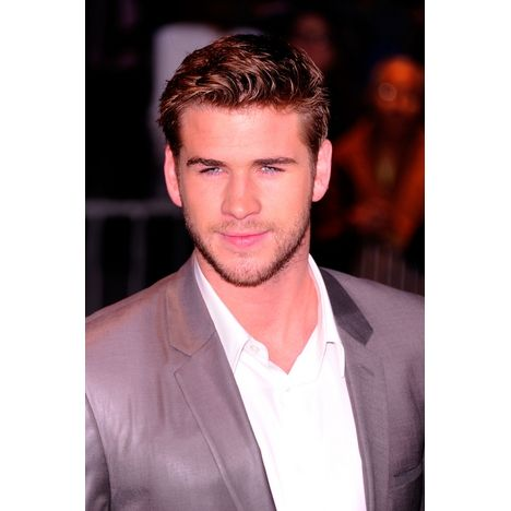 NYC Premiere of 'The Hunger Games': Liam Hemsworth #TheHungerGames