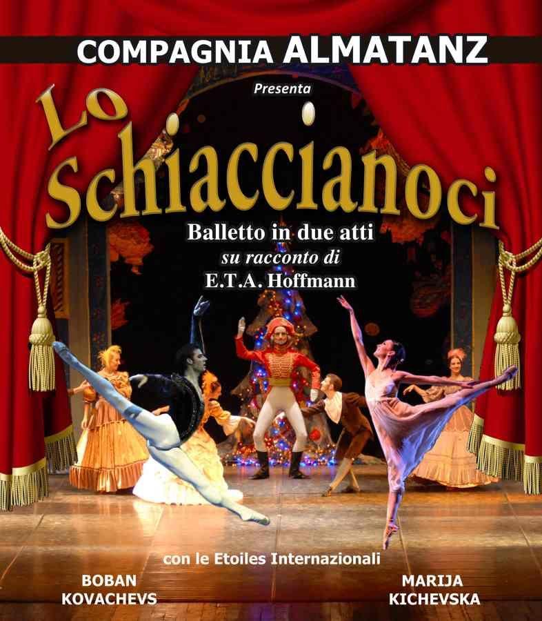 Lo Schiaccianoci al Teatro di Cagli | Il Mascalzone - San Benedetto del Tronto - l'informazione della riviera adriatica a portata di mouse