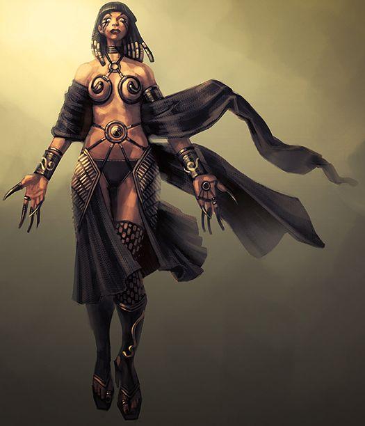 god of war female nude