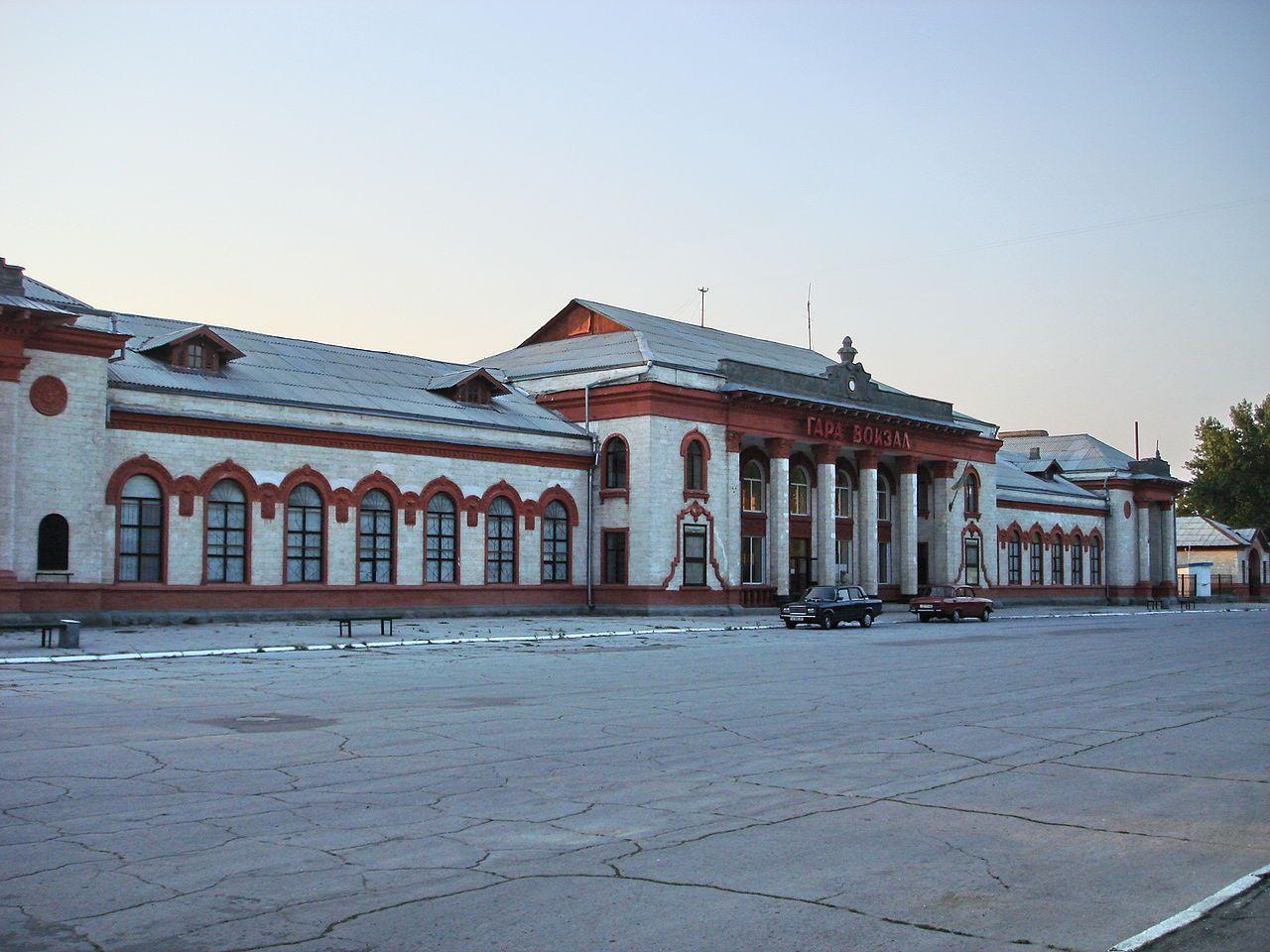 JD voksal Bendery - Bender, Moldova - Wikipedia, the free