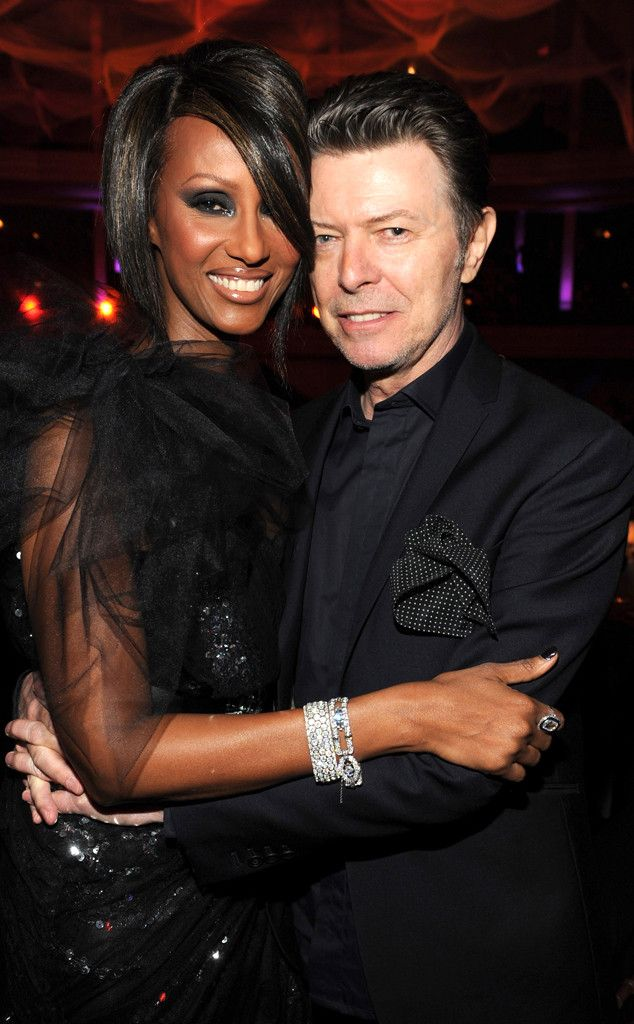 Inside David Bowie and Iman's Enduring Love Story | E! Online