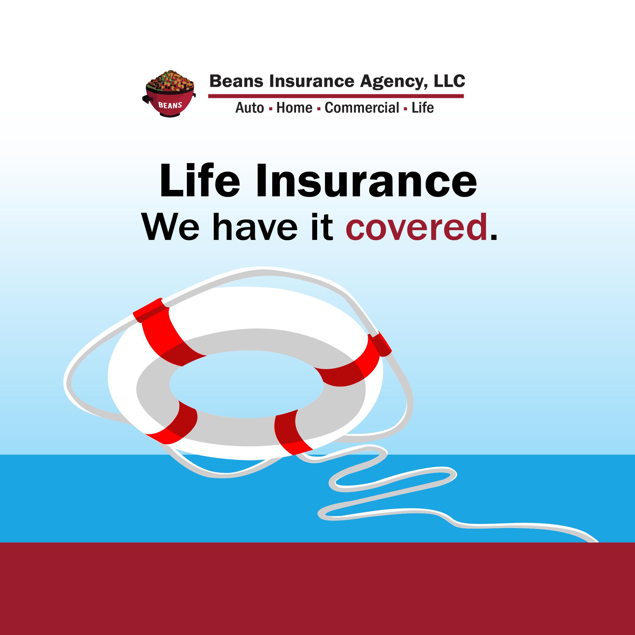 Life Insurance, Mortgage Protection, Term Life, Whole Life