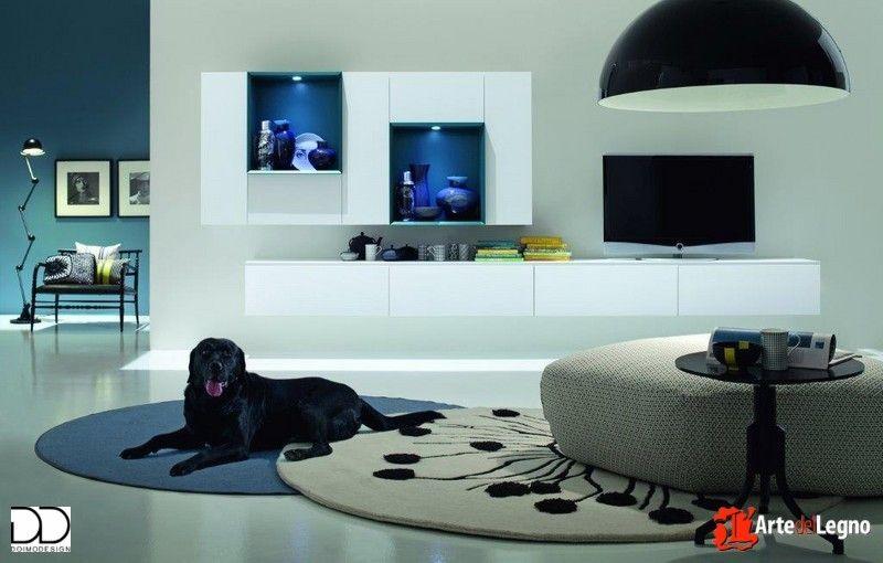 Awesome Soggiorni Doimo Pictures - Home Design Inspiration ...