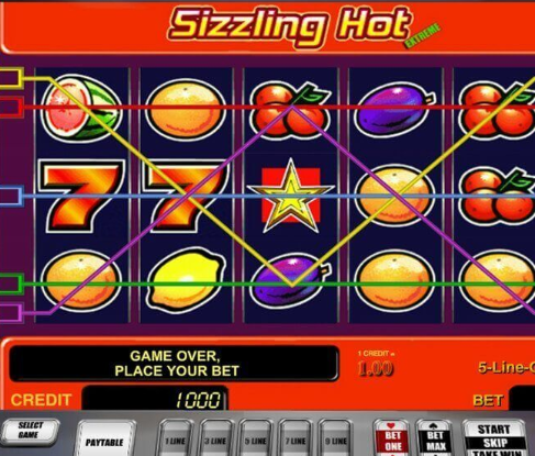 Sizzling Hot Deluxe For Iphone
