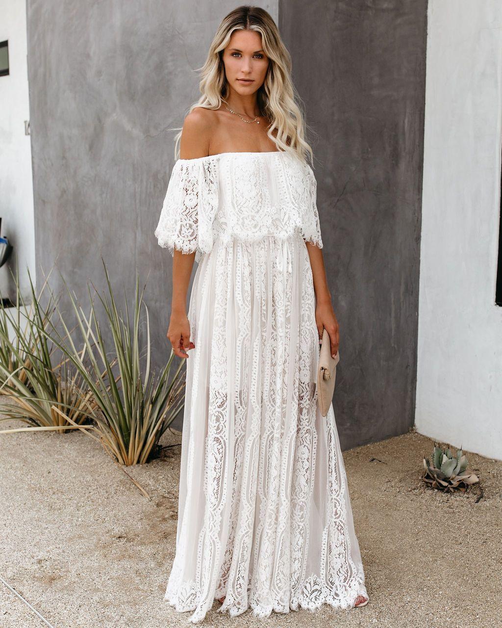 White Maxi White Lace Maxi Maxi Dress Lace White Dress [ 1280 x 1024 Pixel ]