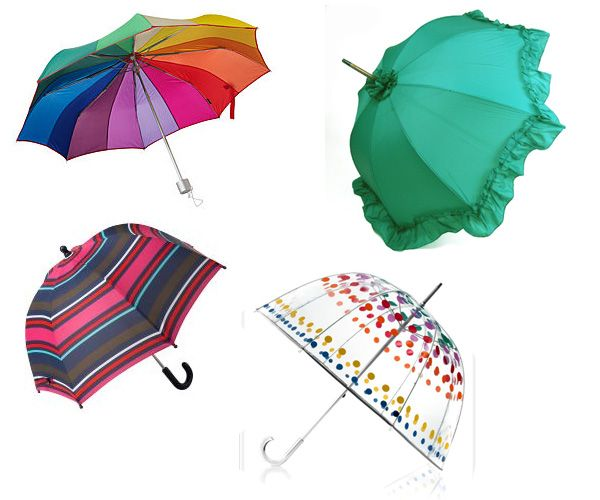 Shopping Guide: Cute Umbrellas