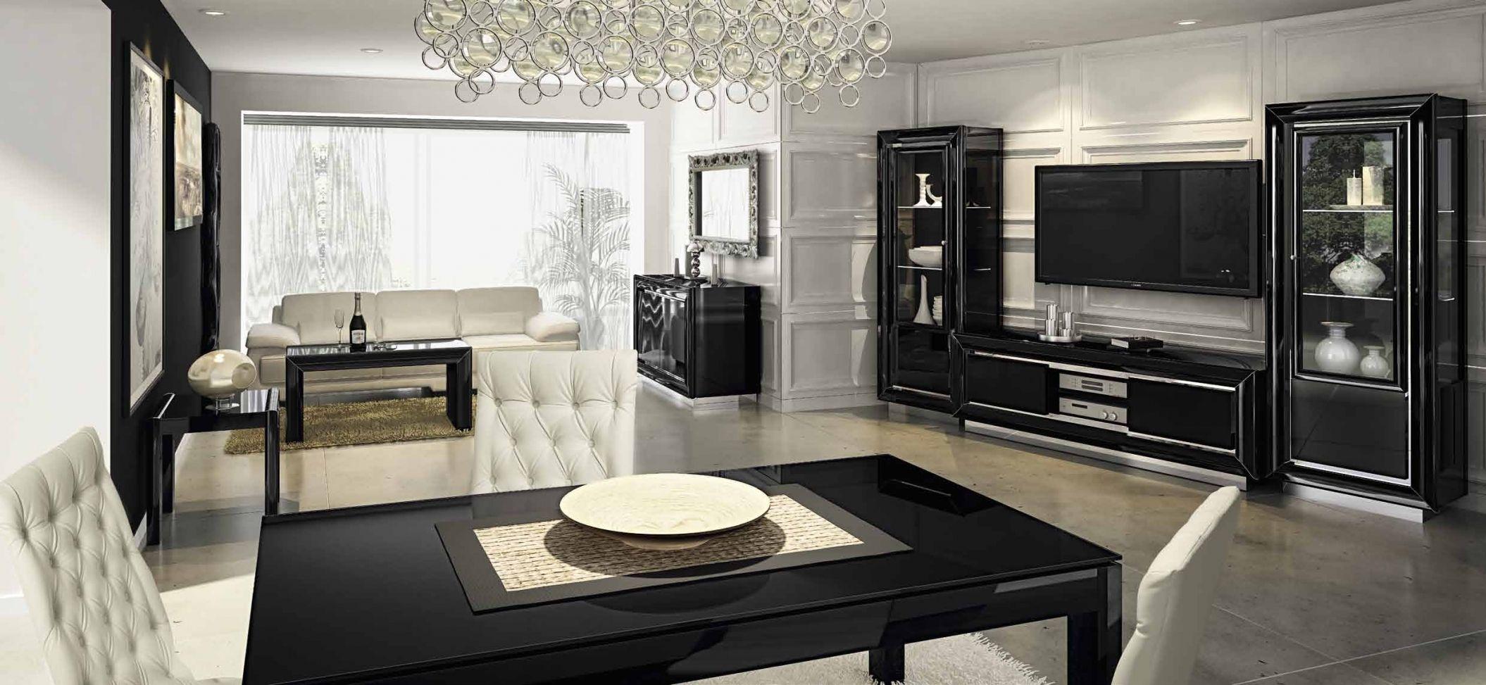 Maskulin Wohnzimmer Ideen Mit Schwarzen Möbeln  Wohnzimmer ideen