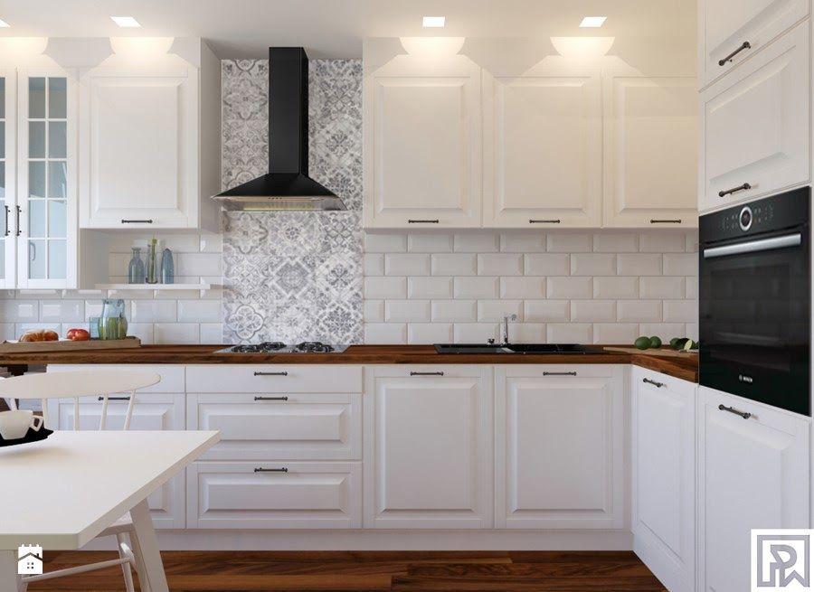 Biale Meble Kuchenne Aranzacje Uniwersalnosc Na Macierzynskim White Kitchen Furniture Home Decor Kitchen Kitchen Decor