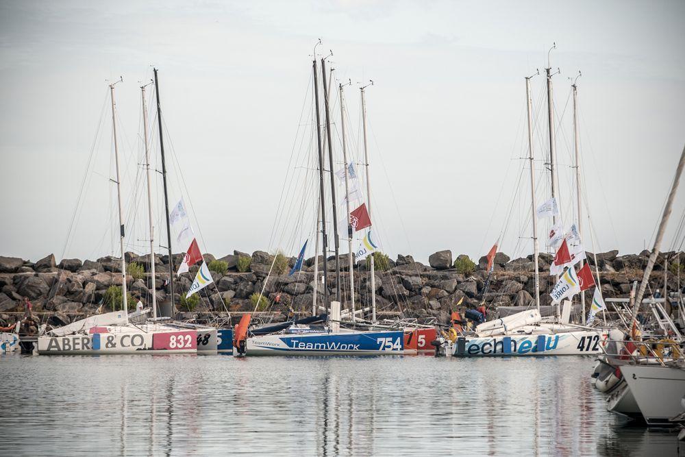 Transgascogne C Est Parti Pour Les 63 Ministes A Port Bourgenay