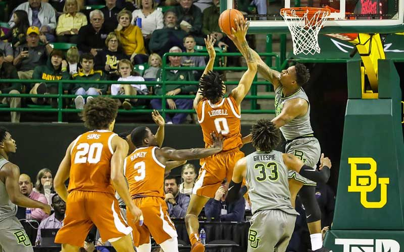 Baylor 59 texas 44 in 2020 with images baylor texas