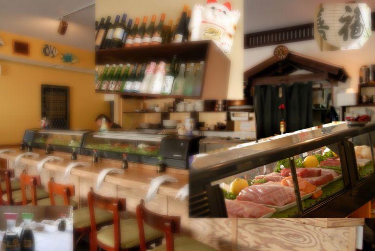 Eat Sushi At Origami Japanese Restaurant 1075 Duval St Key West