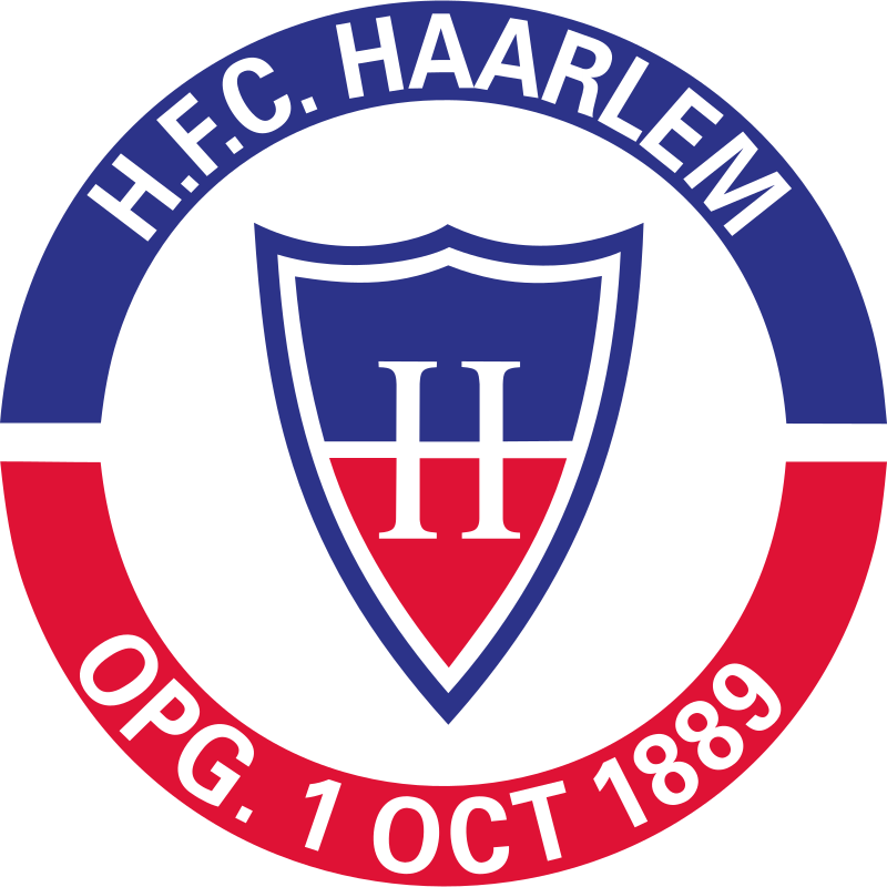 Hfc Haarlem Football Team Logos Haarlem Team Logo Design