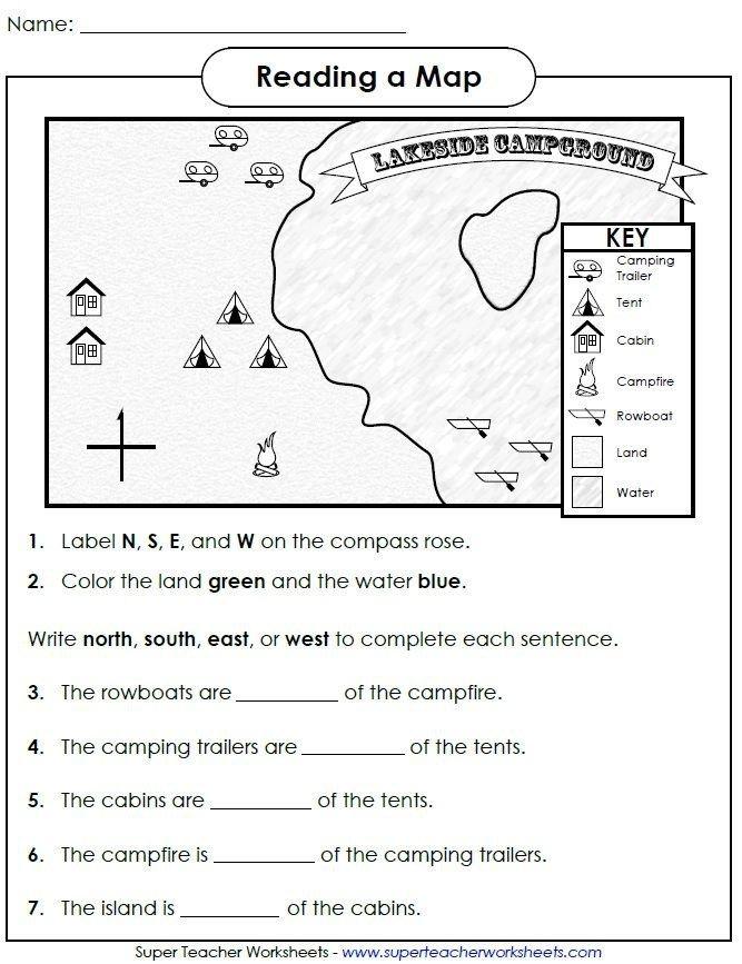 Free Us Map Elementary Worksheet Social Studies Worksheets Third Grade Social Studies 4th Grade Social Studies