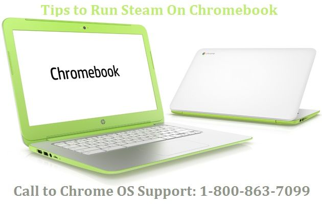 Steps To Install And Run Steam Games On Chromebook Chromebook Steam Tech Toys