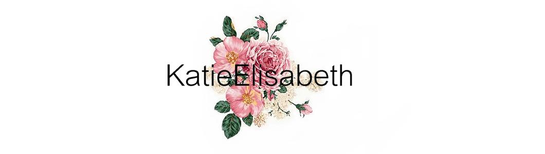 Katie Elisabeth - Beauty, Fashion and Lifestyle