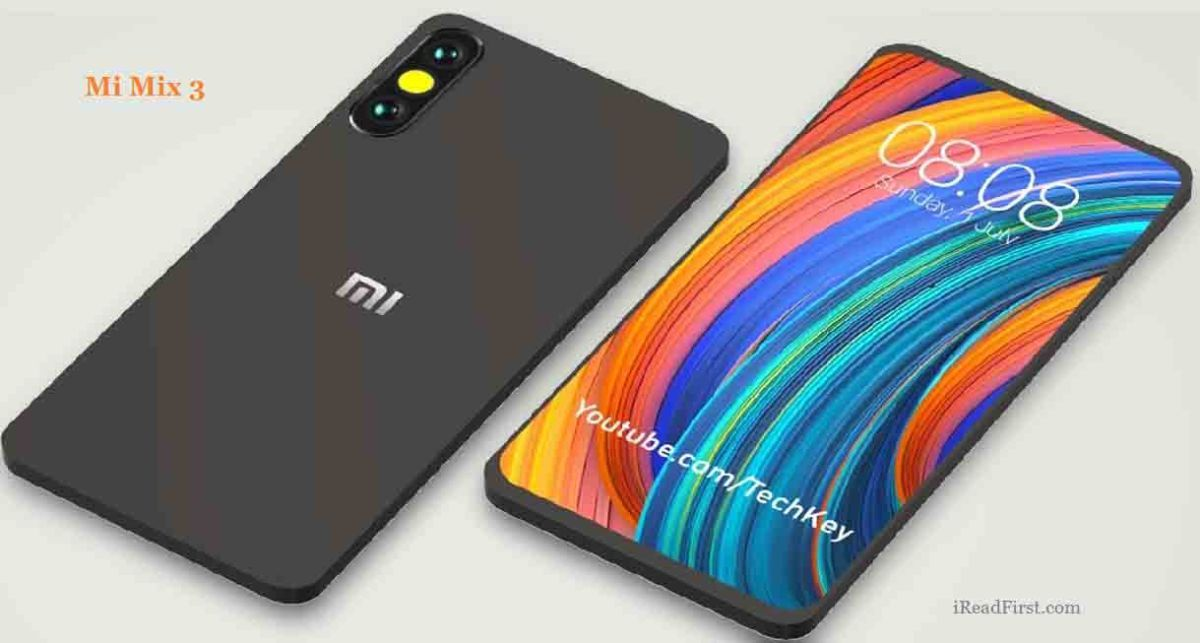 Xiaomi Mi Mix 3 Price And Specification Features 10gb Ram Xiaomi Mobile Review Latest Tech