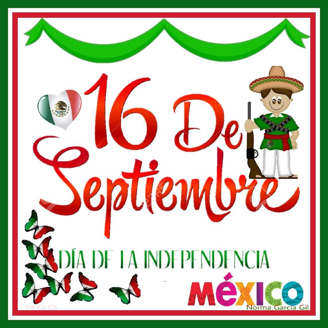 Viva Mexico 16 De Septiembre Dia De La Independencia