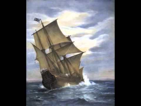 Mayflower Voyage and Plymouth - for 5th graders - YouTube ...