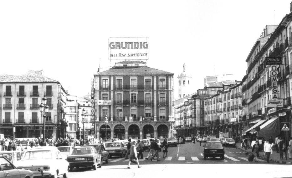 Imágenes del fondo fotográfico del Archivo Municipal de Valladolid - elnortedecastilla.es. Foto 1 de 6