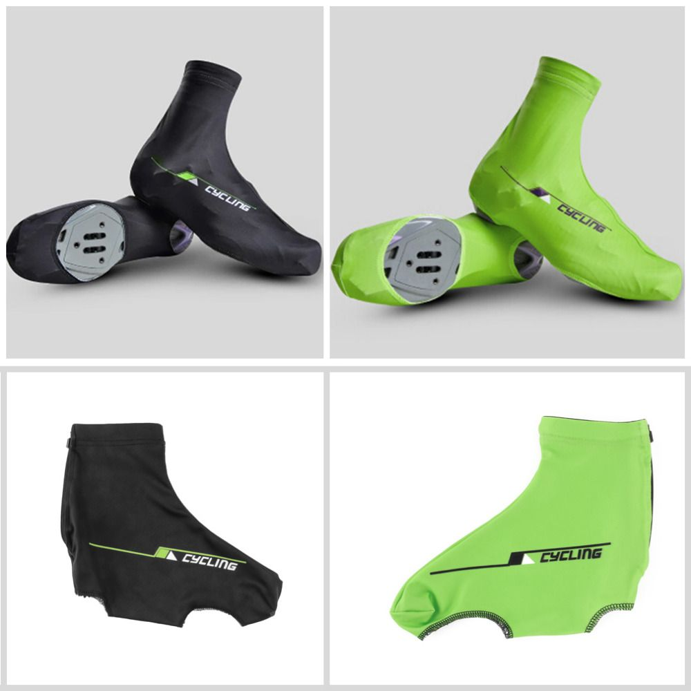 1 זוגות נעלי רכיבה לכסות ערדל אופניים אופניים מרוצי טיפול נעל