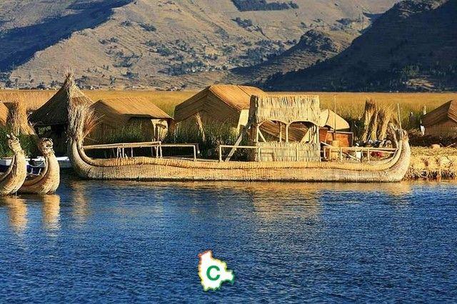 Dónde está el río titicaca