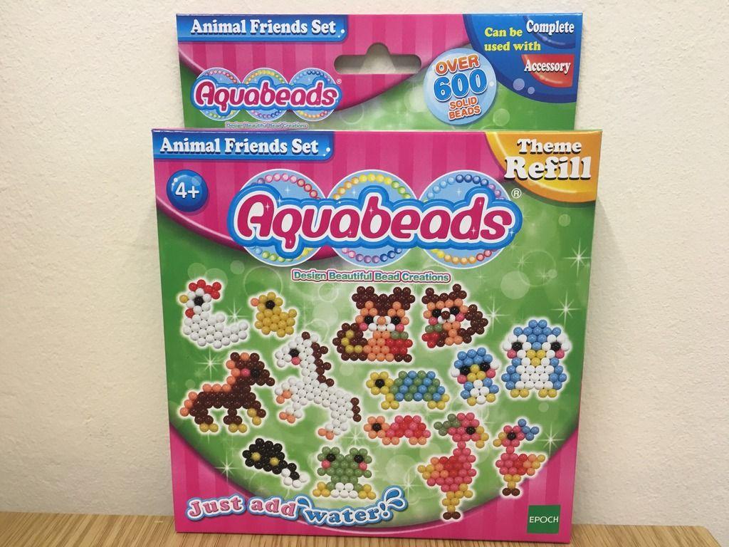 Aquabeads Just Add Water Animal Friends Set 79298