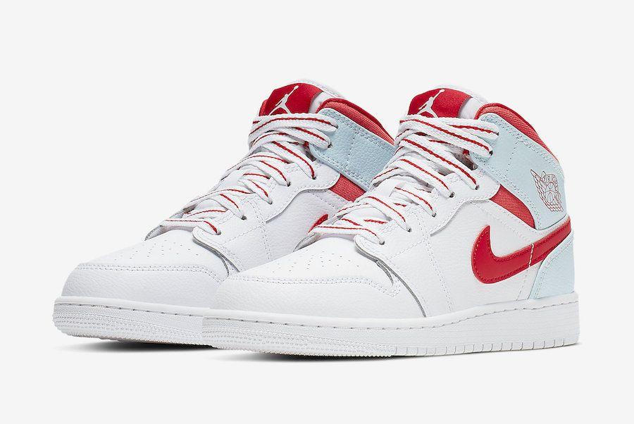 d089a65d532 Air Jordan 1 Kids Topaz Mist Release Date | Sneakers | Sneakers nike ...