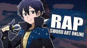 Rap De No Game No Life El Rey Del Juego Rapnime Youtube Sword Art Online Kirito Kirito Online Art