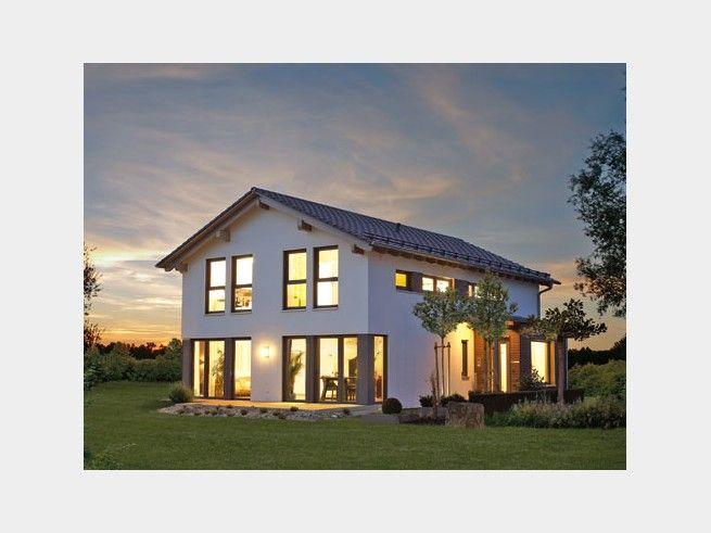 variant 25 192 einfamilienhaus von hanse haus gmbh co kg hausxxl nice house plans. Black Bedroom Furniture Sets. Home Design Ideas