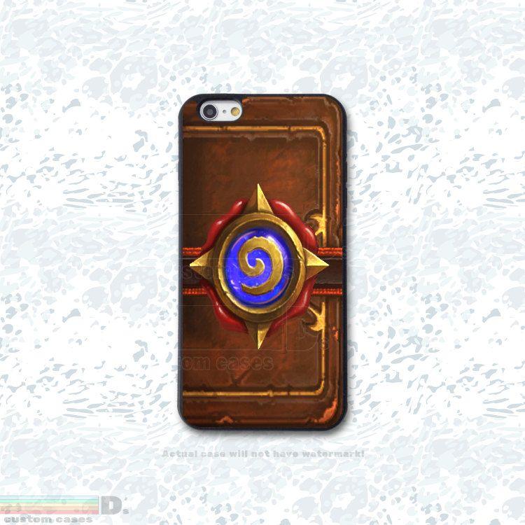 on sale 43f5e 776e0 Hearthstone Card Pack Custom Phone Case for by DsCustomCases | COOL ...