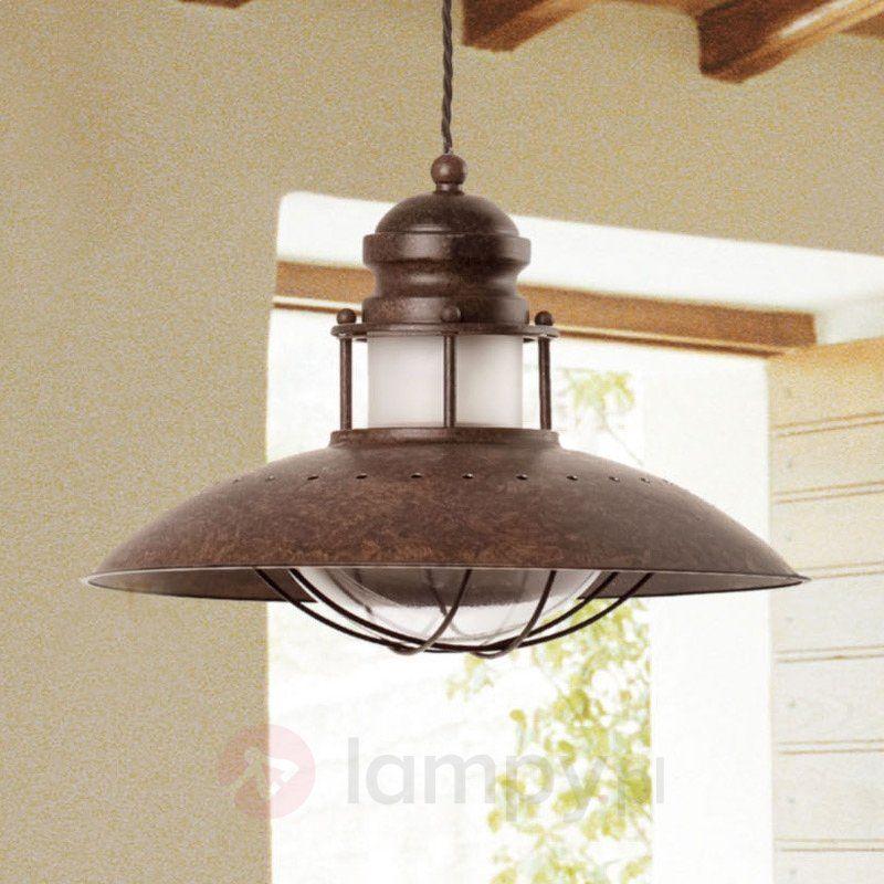 Dekoracyjna lampa wisząca Winch 3507035 | Lampy, Lampa