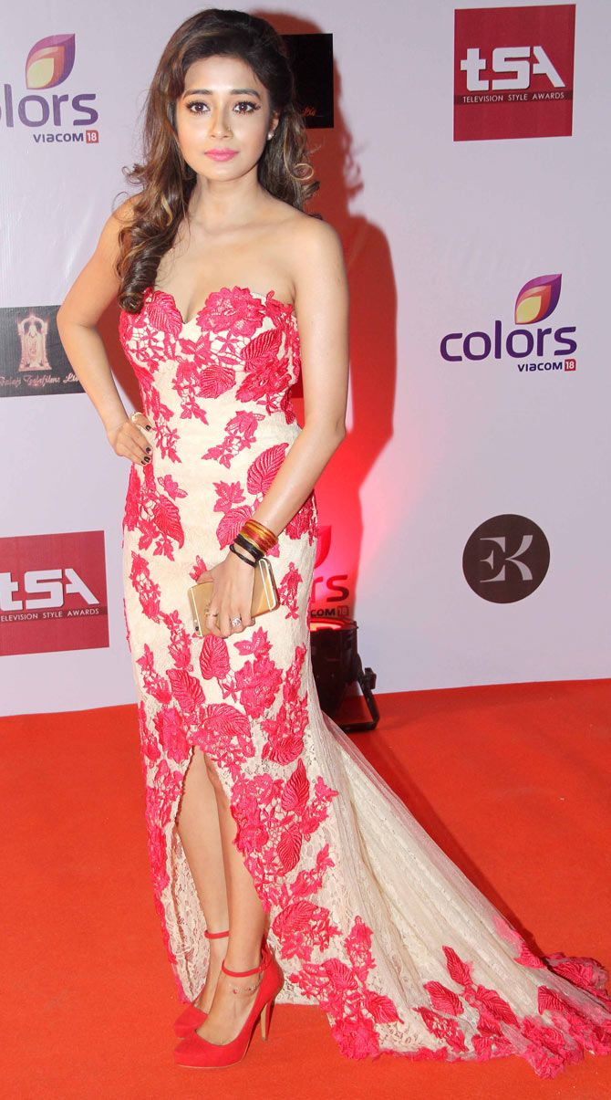 Tina Dutta at the Television Style Awards  #Bollywood