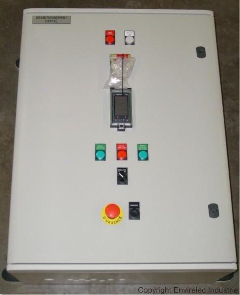 Installation electrique froid industriel Nord (59) - Cablage