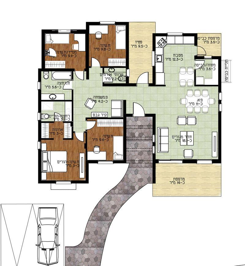 תכנון אדריכלי לבית 100 מטר - חיפוש ב-Google