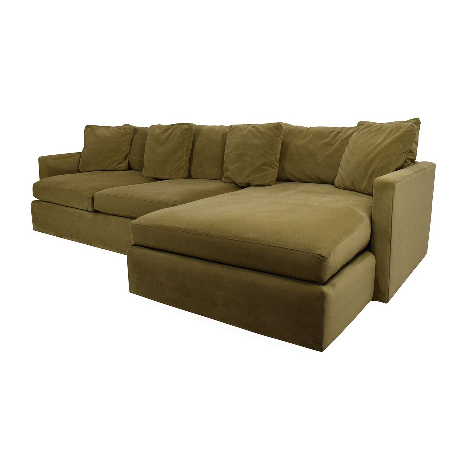 2nd hand sectional sofa denim stretch slipcover second couches http ml2r com pinterest