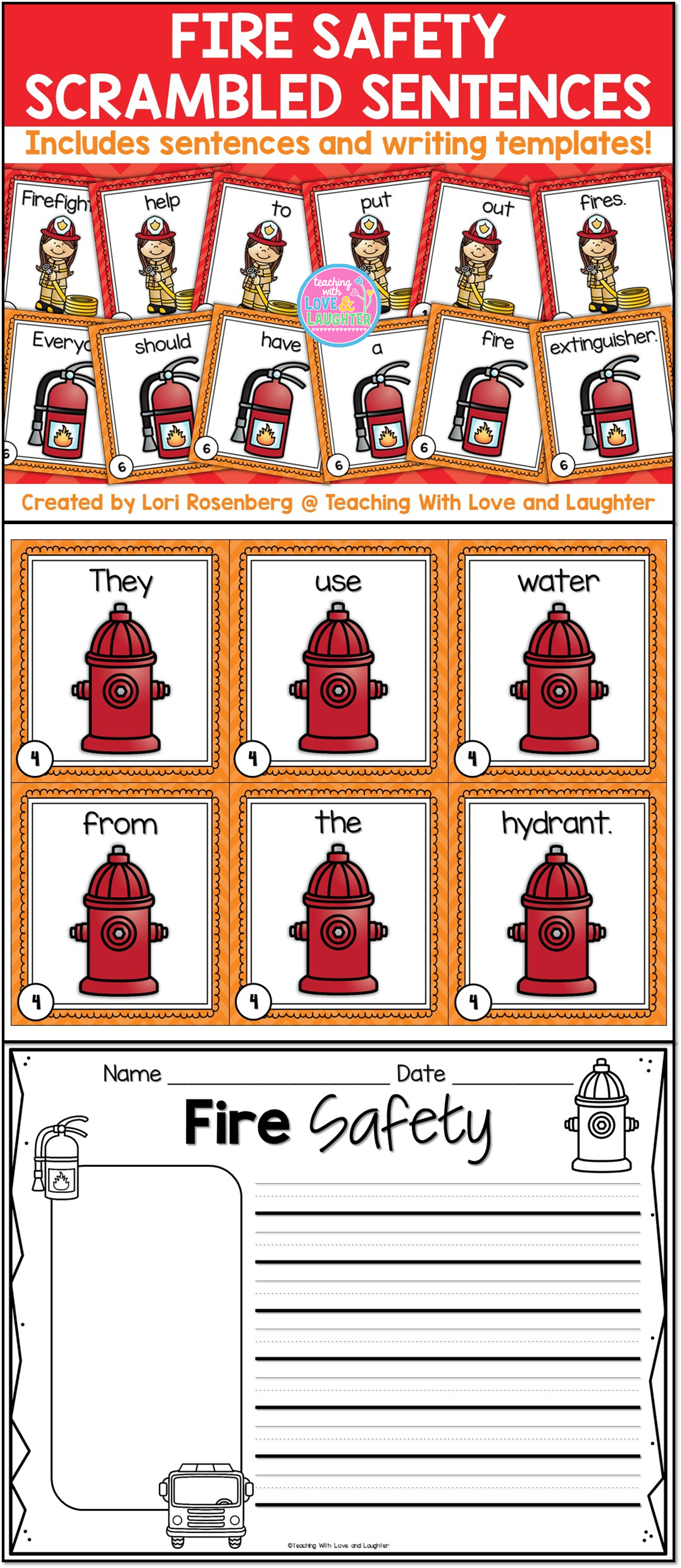 Fire Prevention Week Activities With Images
